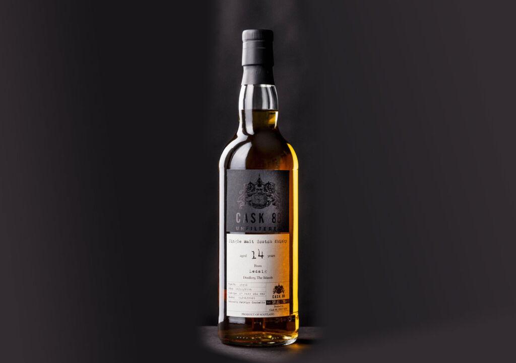 A bottle of Ledaig 14-Year-Old