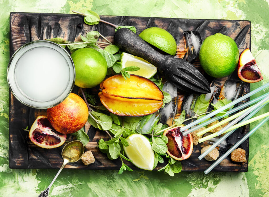 Fresh fruit and vegetables can go rotten surprisingly quickly