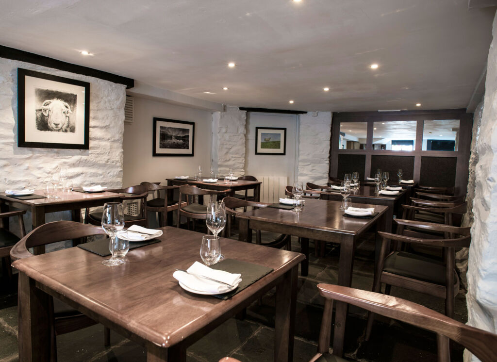 Ambleside's Old Stamp House is Voted the Best Restaurant in the World