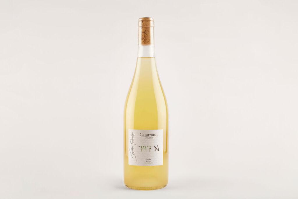 Salvatore Tamburello 797 N Catarratto wine