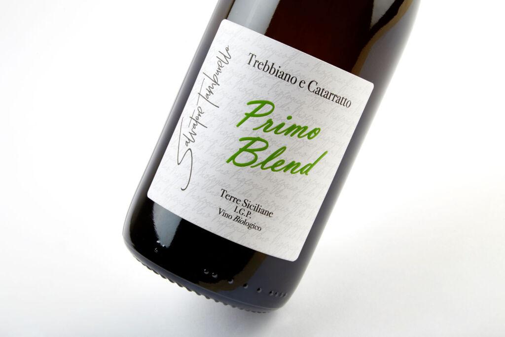 Salvatore Tamburello Primo Blend wine