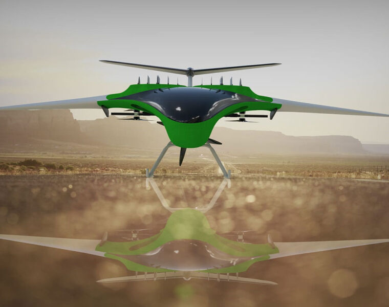 Samad Aerospace's eStarling Offers a Fascinating Glimpse into the Future