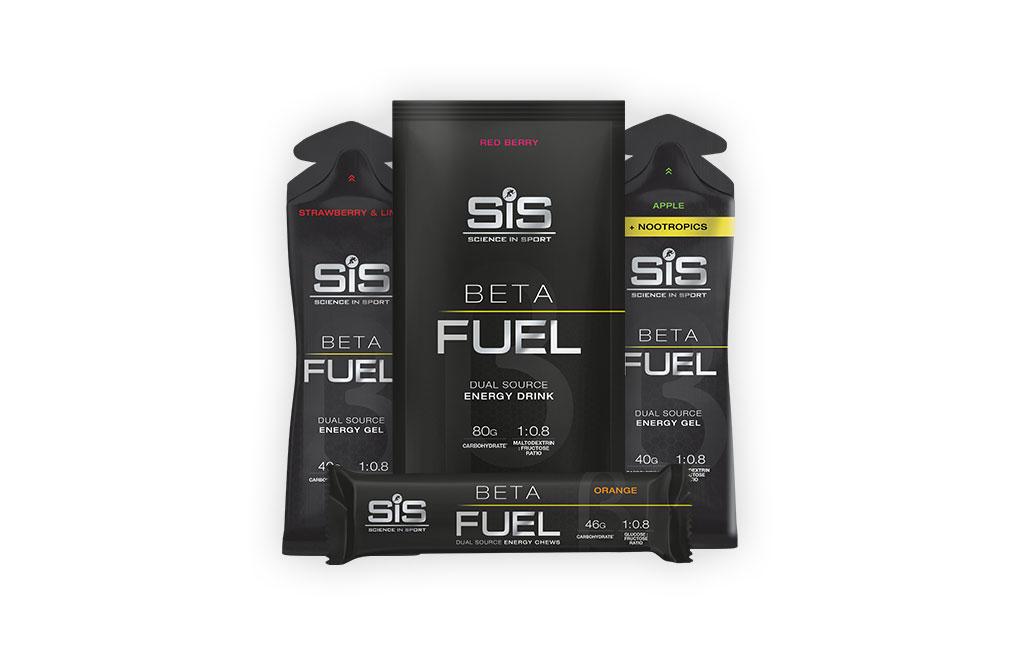 Science in Sport's New Beta Fuel Range