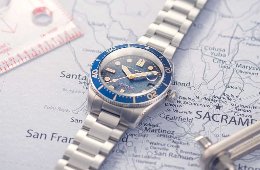 What Spinnaker Watches Soon to be Launched Croft Mid-size has to Offer