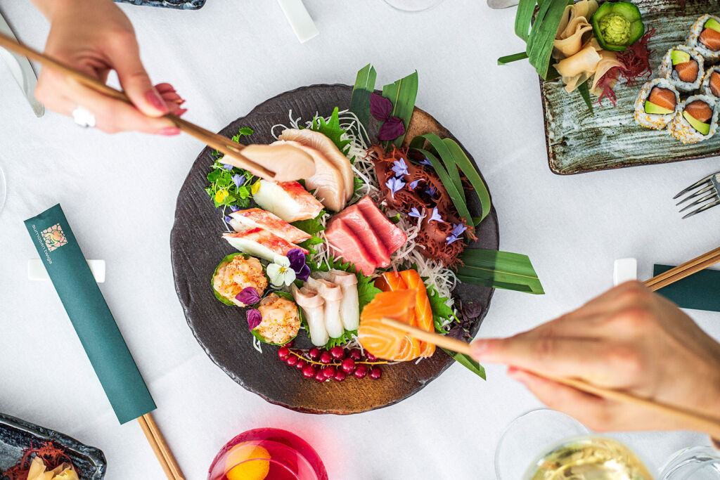 Sumosan Twiga is Where Fine Japanese Cuisine Meets the Best from the West