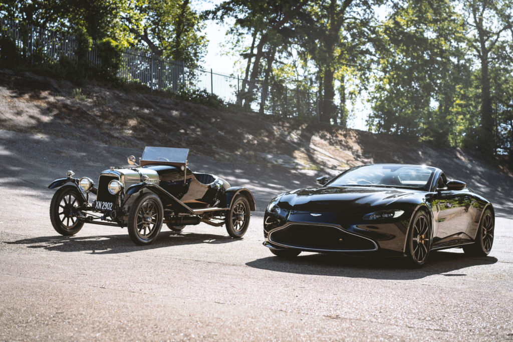 The Aston Martin A3 Vantage Roadster Celebrates 100 Years of the Original A3