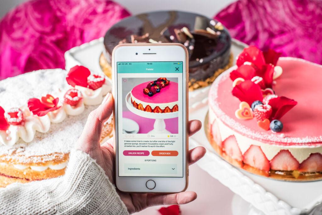 The Brigit's Bakery App