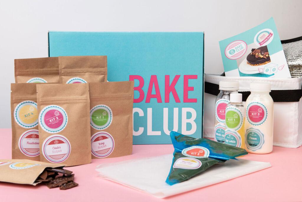 The Brigit's Bakery Bake Club kit