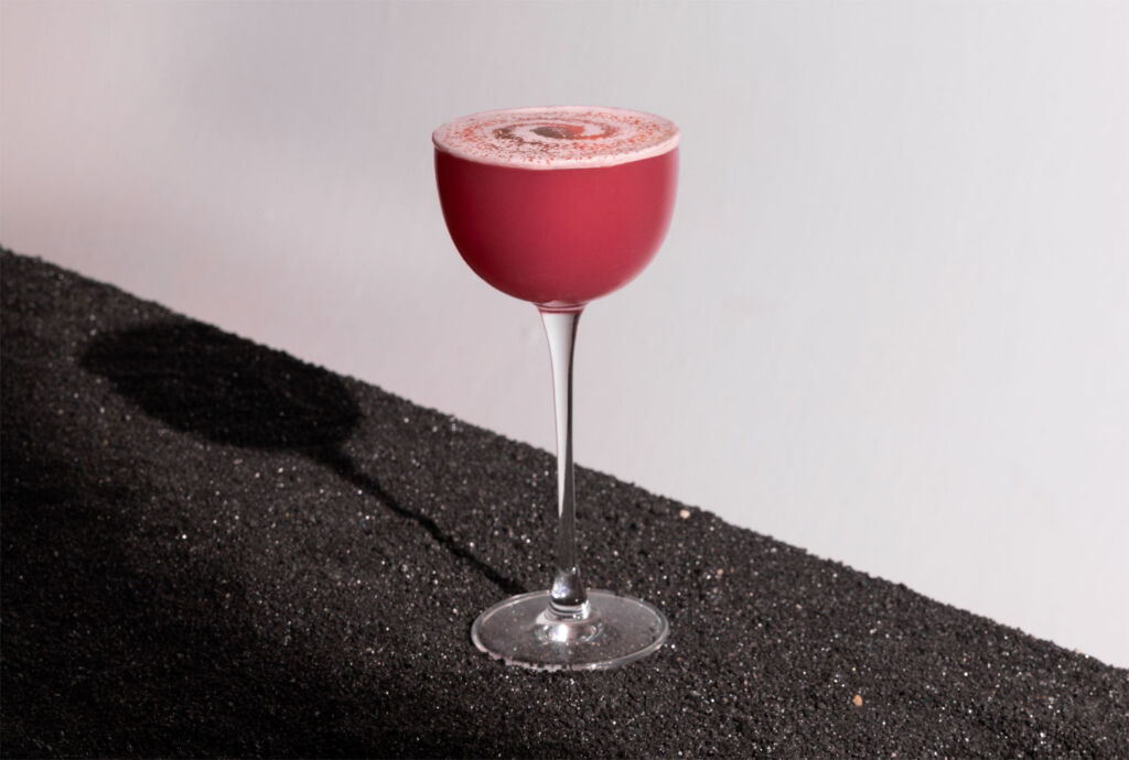 The First Quarter cocktail