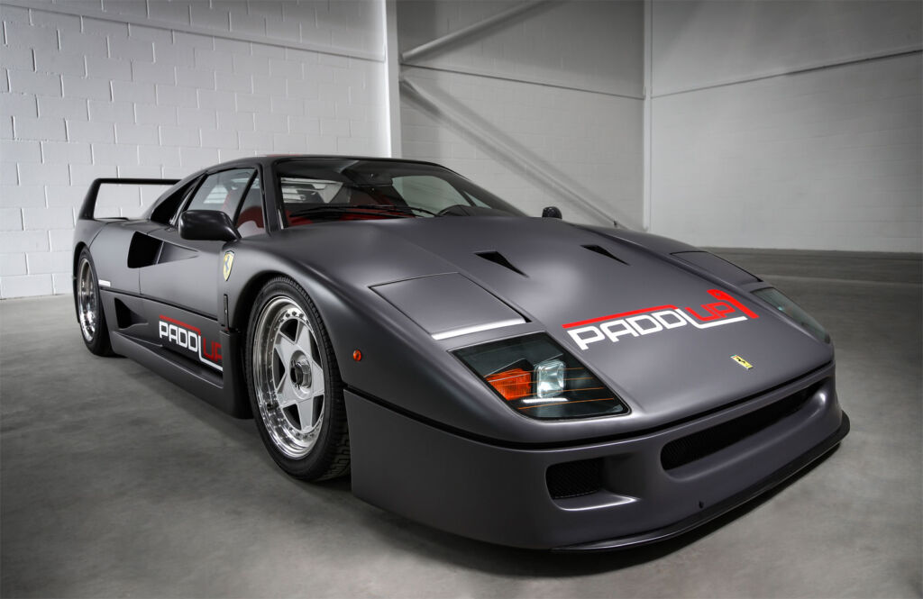 The PaddlUp Auction Service Takes Supercar Buying to a Whole New Level