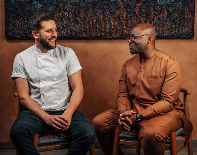 Executive Chef, Theo Clench takes the Helm at Akoko Restaurant