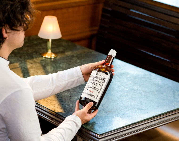 A Chance To Own a Piece of US Whiskey History with Whisky Auctioneer