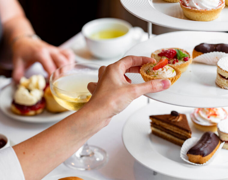 Afternoon Tea at The Cavendish London is a Full-blown Luxury Experience
