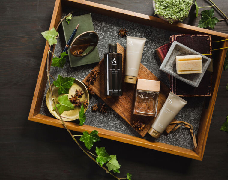 Arran Sense of Scotland's Shaving Products Add a Touch of Luxury to Grooming