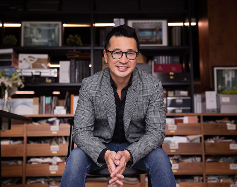 Exclusive Interview with Blink Design Group Founder Clint Nagata