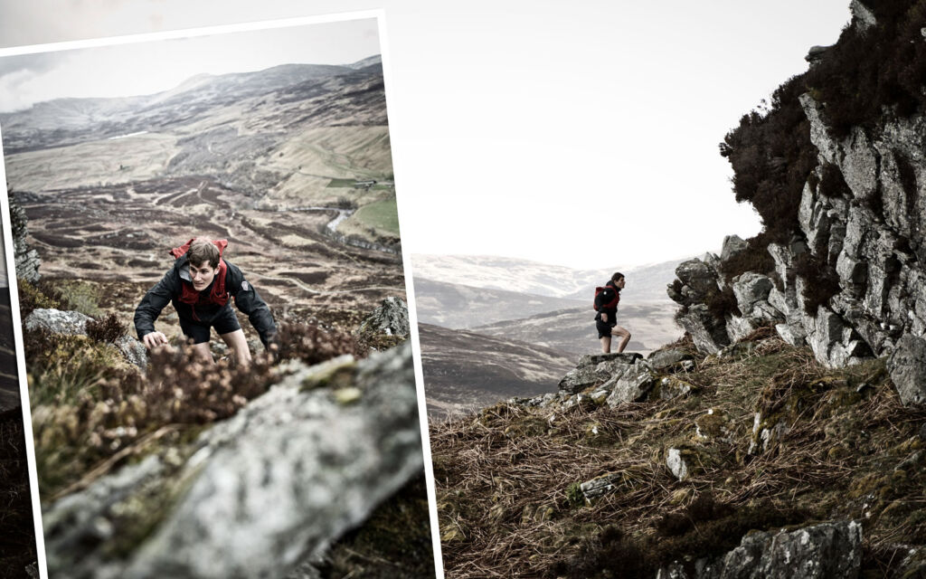 Some of the extreme obstacles that competitors can expect on the Ultra run