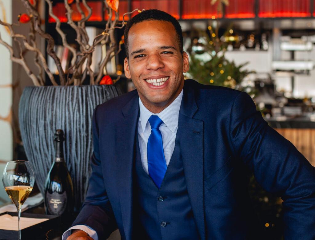 Restaurant Director Marc Antoine Compper