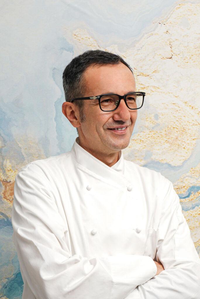 Executive Chef Andrea Tarini