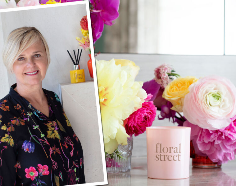Floral Street Founder Michelle Feeney on Ethics, Sustainability and the Future