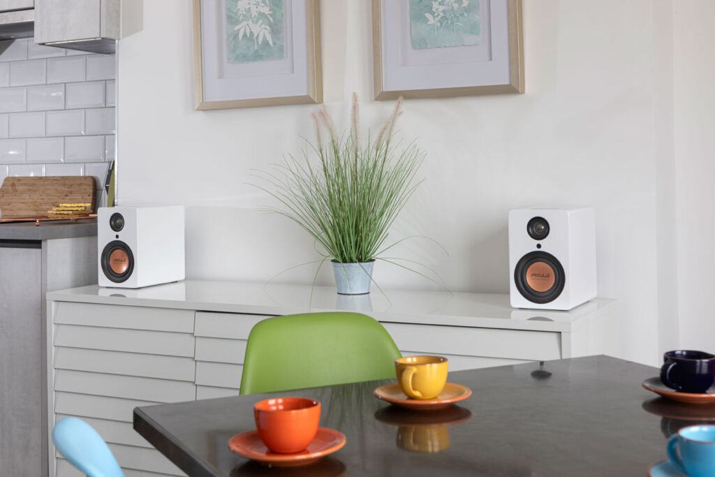Mitchell Acoustics' UStream One Brings Back the Beauty of Stereo Sound