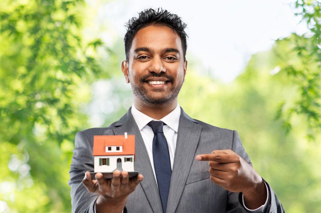 Properties outside of major cities offer far better value for money