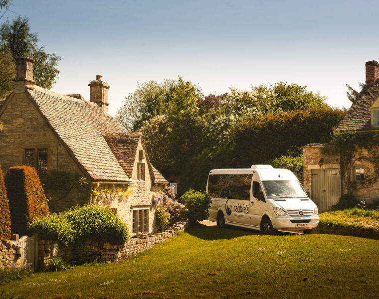 Rabbie's Bank Holiday tours of the Cotswolds