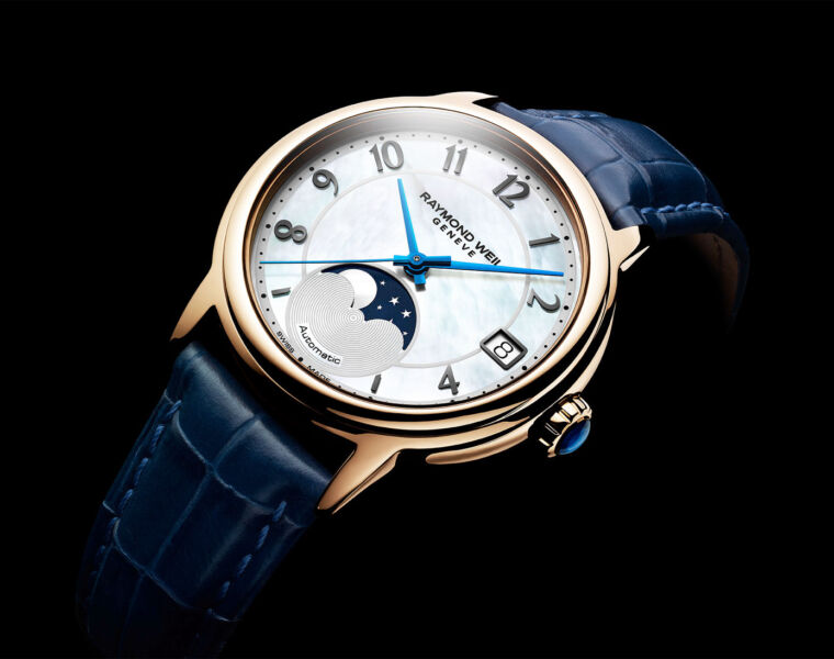 What to Expect from the Raymond Weil Ladies' Maestro Collection