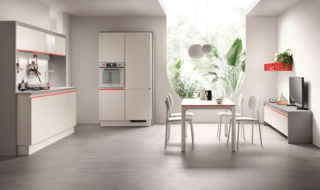 The Scavolini Dandy Plus kitchen