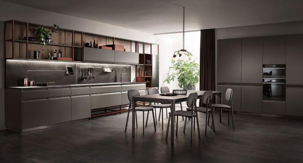 The company's sustainable Formalia kitchen