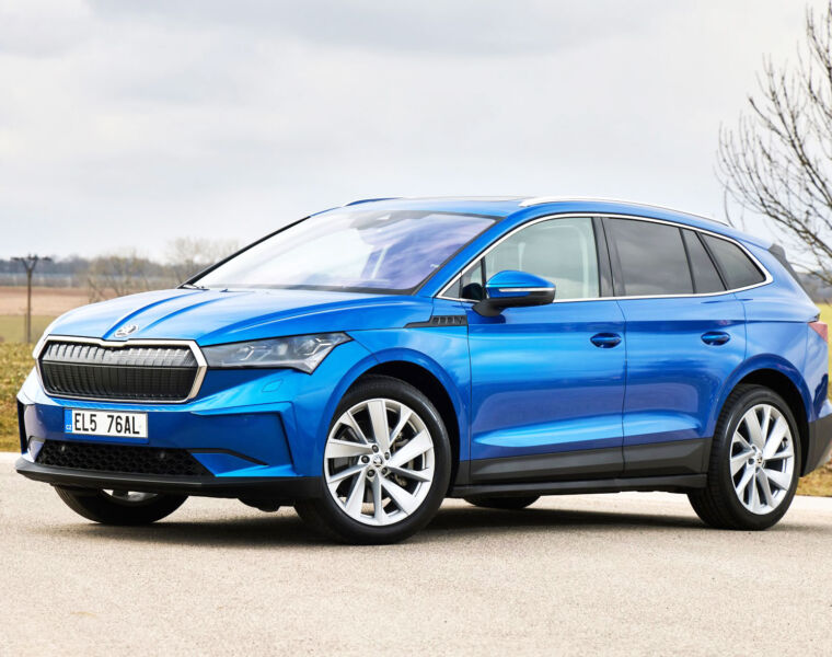 The Skoda Enyaq iV 60 is a Brilliant Reason to Switch to Electric Motoring