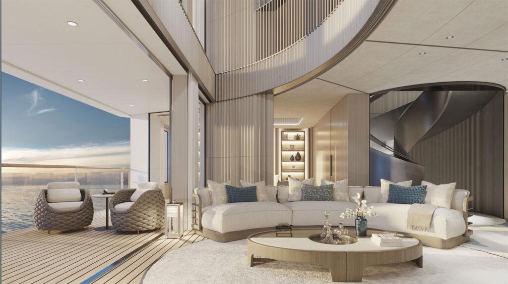 The NJORD Ocean Residences Penthouse