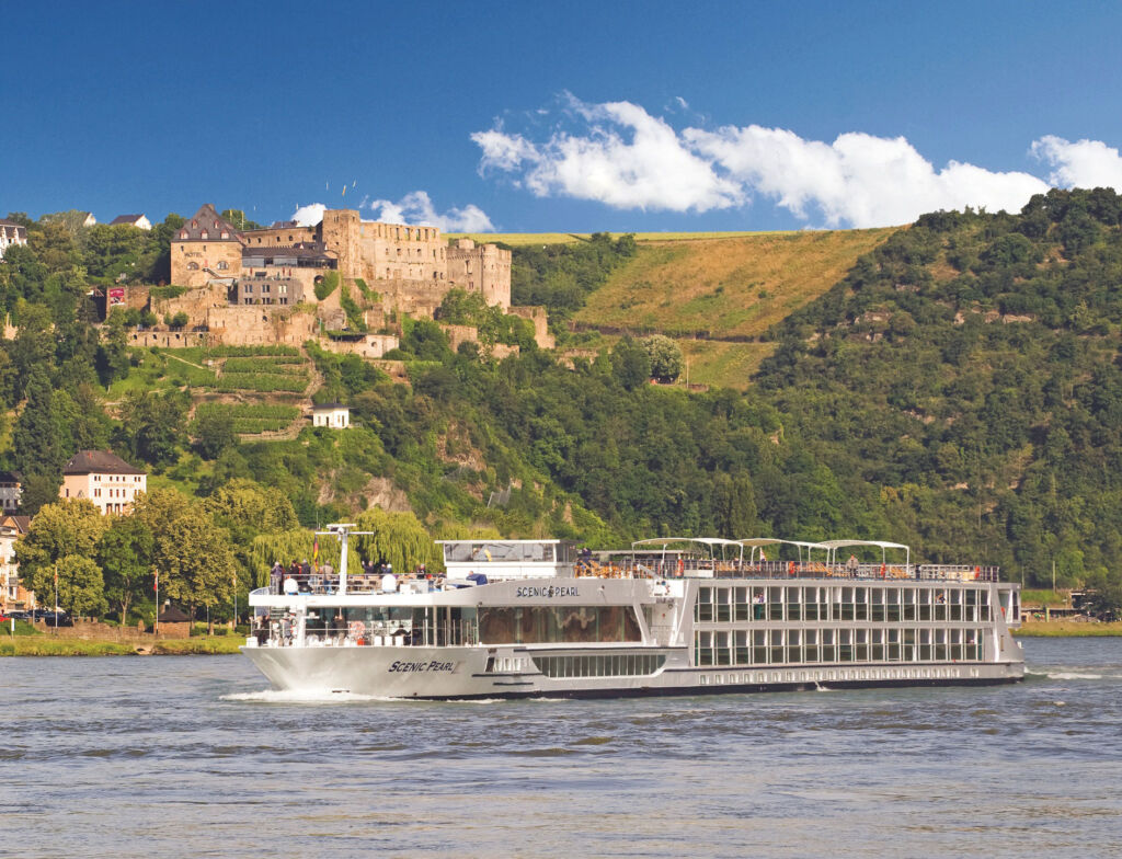 Bookings Now Open for Scenic's 2023 Europe River Cruising Programme