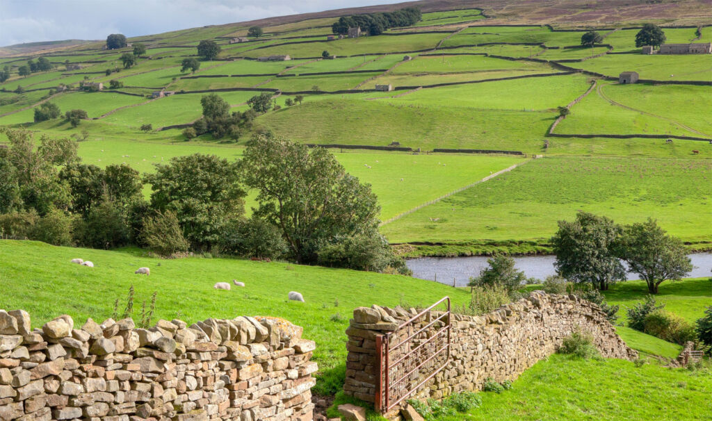 The local area offers some beautiful walks in the stunning English countryside