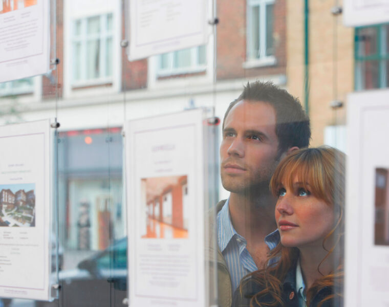 46% of Areas in the UK Experience a Fall in Property Asking Prices