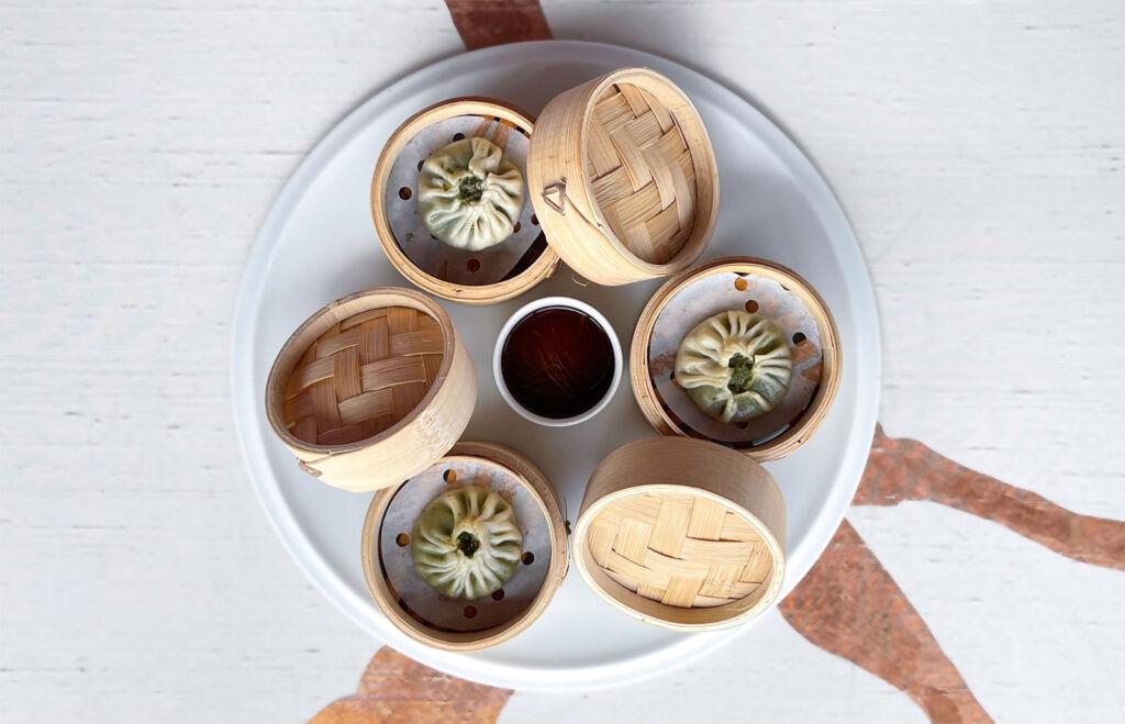 Wild Mushroom Xiao Long Bao