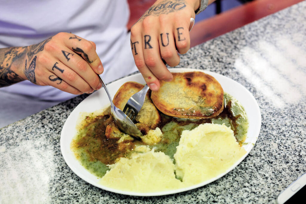 Wow Your Tastebuds with Robins Pie & Mash at Electric Ballroom, Camden