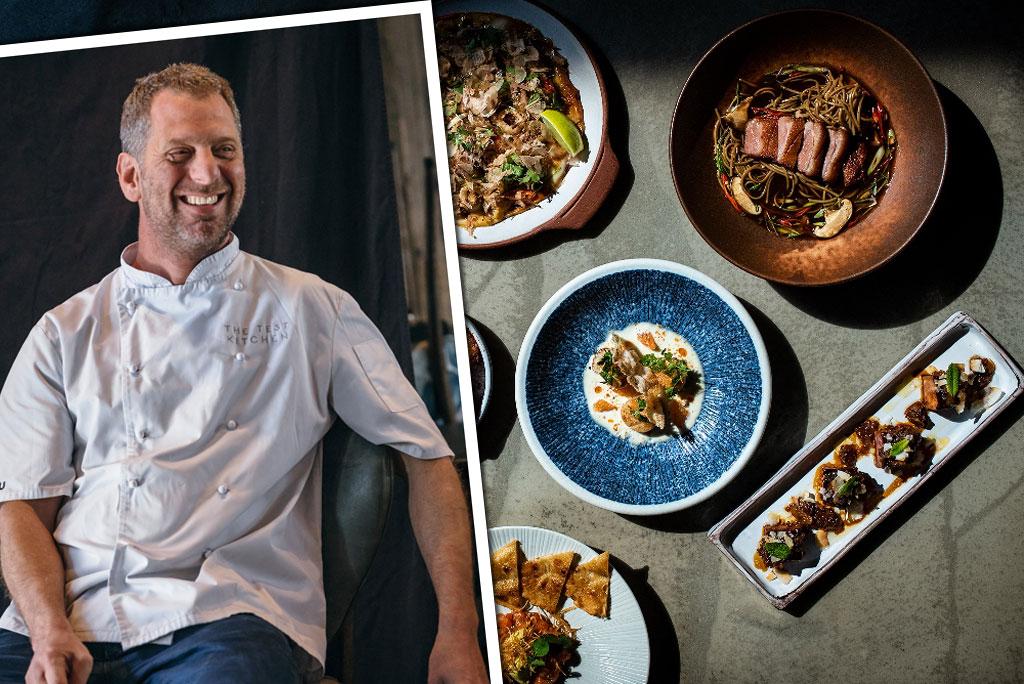 Acclaimed Chef Luke Dale Roberts Brings The Shortmarket Club to Joburg