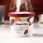 Häagen-Dazs New Barista Collection Coffee Ice Creams Hit the Right Spot