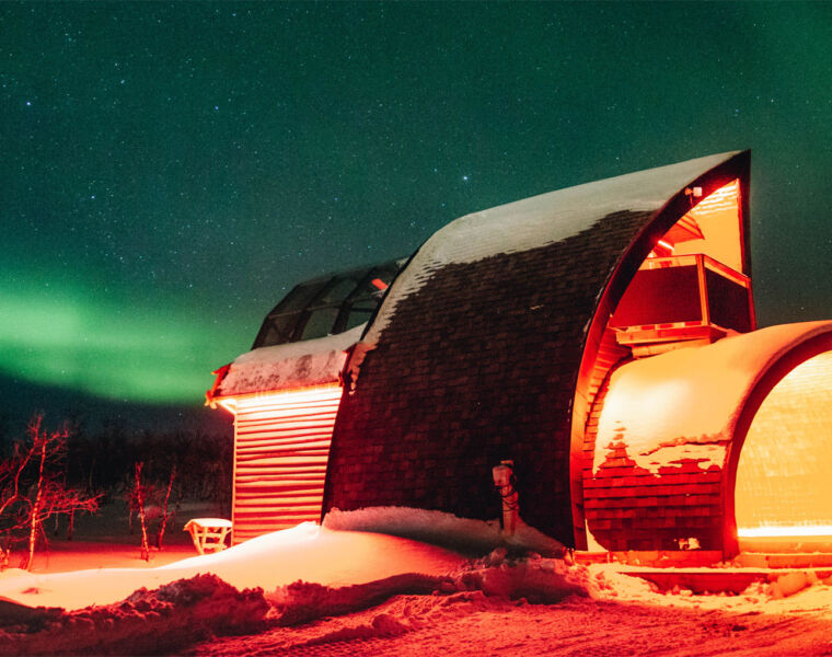 What to Expect from Lapland's Extraordinary Stars of Scandinavia Experience