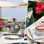 Enjoy Los Angeles in London at the Polo Lounge at The Dorchester Rooftop