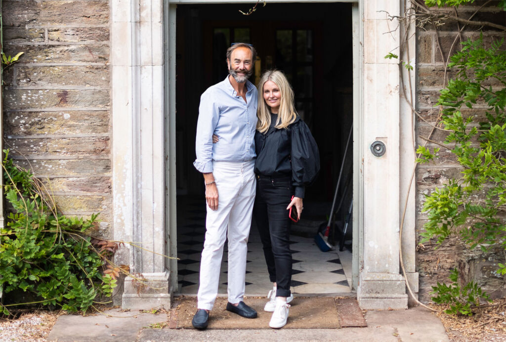 Robert Walton MBE & Donna Ida Thornton are new owners of Langdon Court