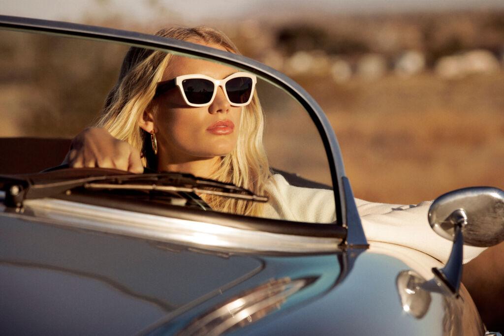 Serengeti Rolla eco-nylon sunglasses frame