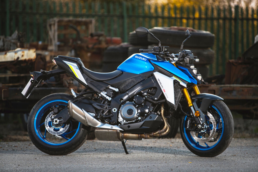 The New Suzuki GSX-S1000 is Capable, Beautiful Looking, and a Winner