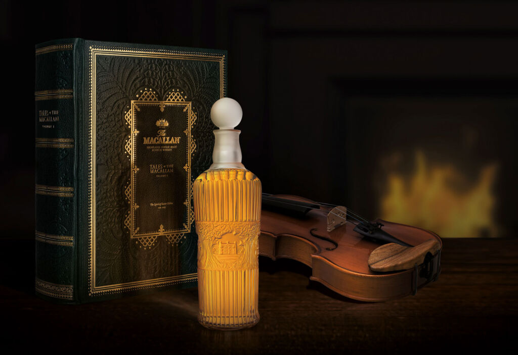 Tales Of The Macallan Volume I Unveiled With £60,000 Price Tag