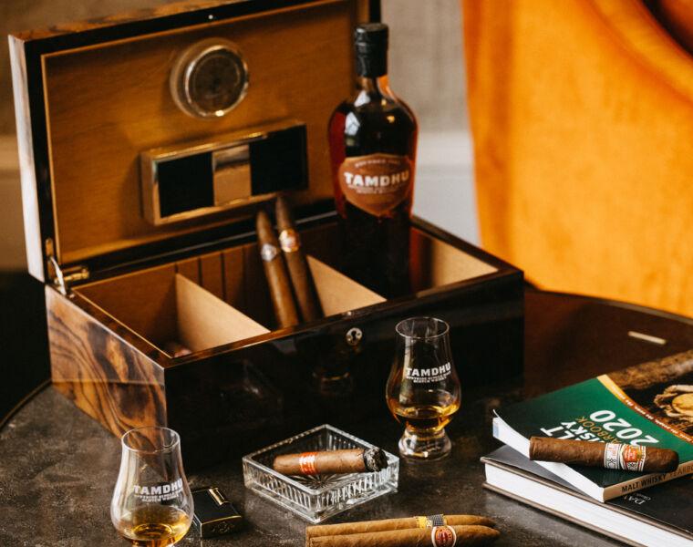 Tamdhu Releases Limited Edition Cigar Malt No. 1 Whisky