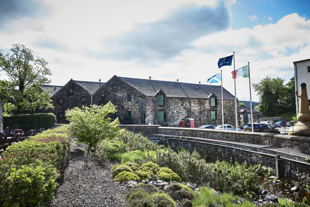 The Glen Grant Distillery