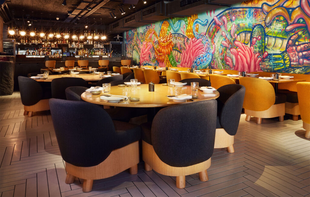 Chotto Matte Adds a Liberal Dose of Style and Fun to Tasty Japanese Food