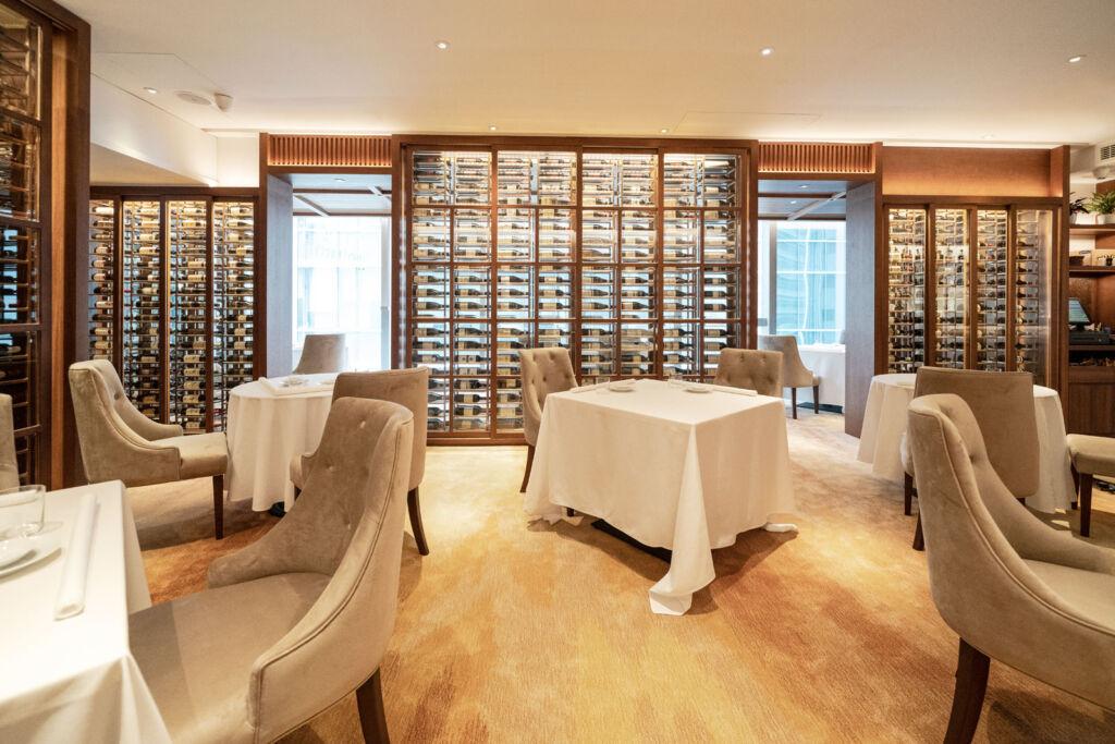The new Dining Room at Castellana Hong Kong