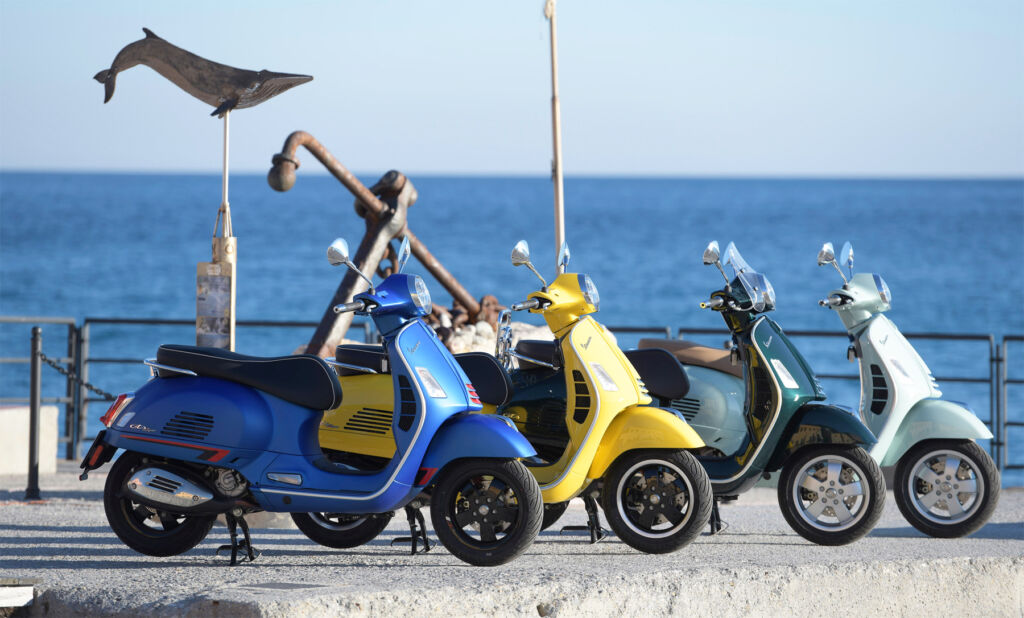 Why the Vespa GTS Super 300 is a Nigh-on Perfect Two-wheeled Machine