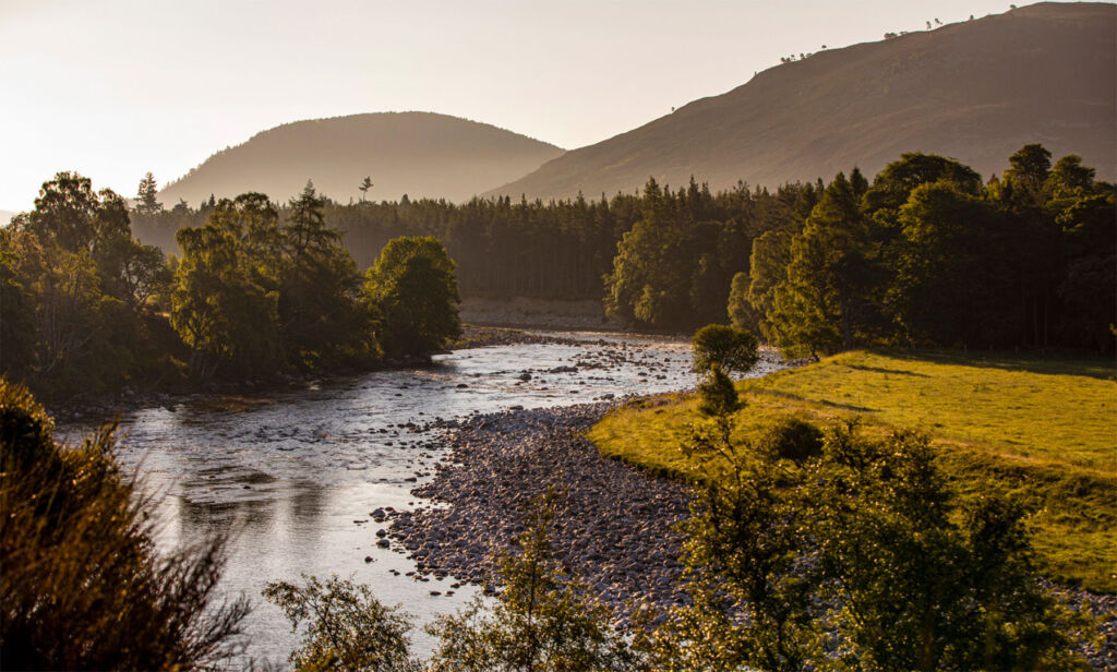 Abergeldie Estate in the Highlands Goes on Sale for the First Time in 500 Years